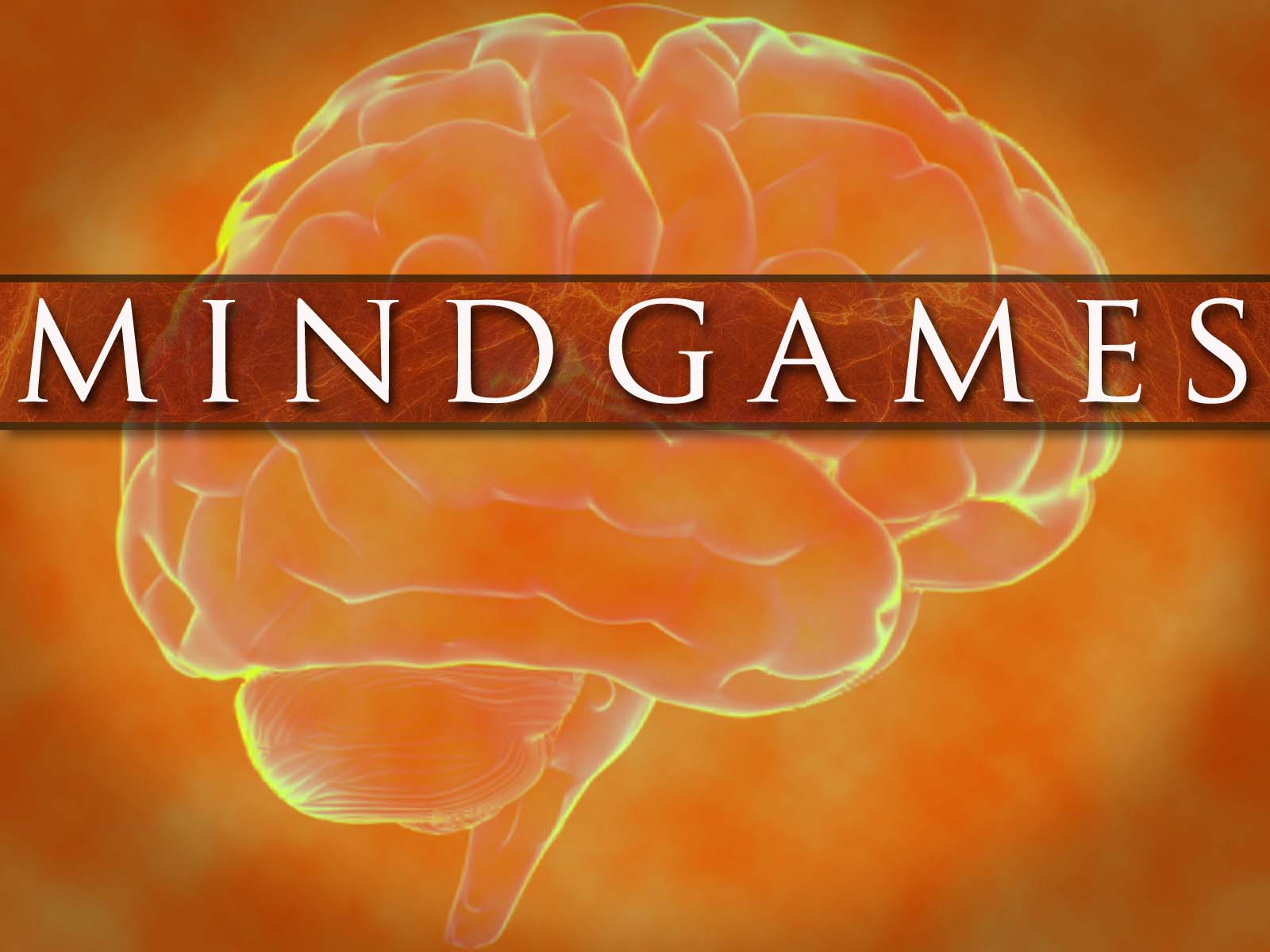 New Series: Mind Games  Creative Church Media