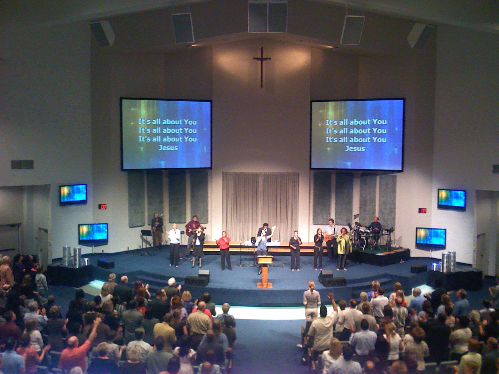 Led Lighting Creative Church Media