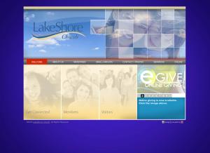 Original LakeShore website